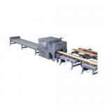 Тяжелый станок для двусторонней обрезки кромок и вторичного раскроя серия моделей Paul S