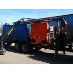 Дробилки барабанные с приводом от Вом Skorpion 350 RBP