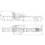 Пилорама дисковая Стровен ЦДС2-1100