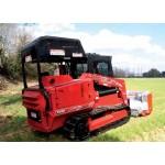 Гидростатический лесопромышленный трактор X100L DVINA