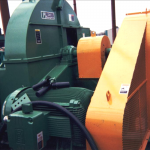 Дробилка древесных отходов Precision Husky 96