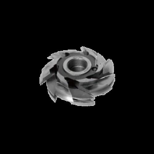 Инструмент для профилирования обшивочной рейки малых диаметров