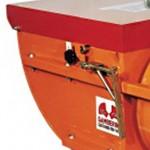Пневматический очиститель от серы и пыли серии GR100-GR100 INOX навесной