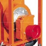 Пневматический очиститель от серы и пыли серии GR400 прицепной