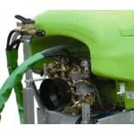 Опрыскиватель вентиляторный прицепной L40