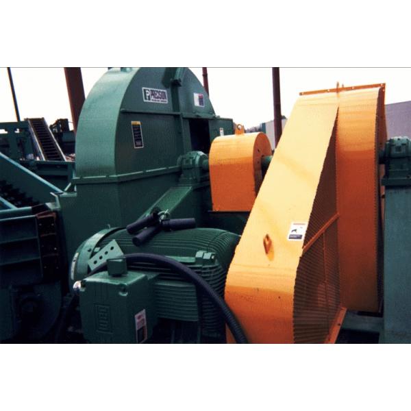 Дробилка Huskey для производства щепы по ГОСТ 15815-83