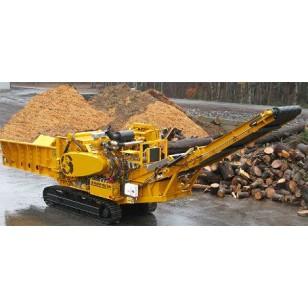 Дробилка портативная для дерева CBI 5400